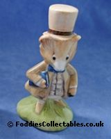 Beswick Beatrix Potter Amiable Guinea Pig Made 2000-2002 quality figurine
