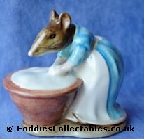 Beswick Beatrix Potter Anna Maria quality figurine