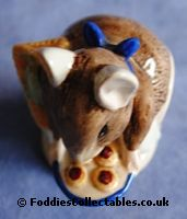 Beswick Beatrix Potter Appley Dapply quality figurine