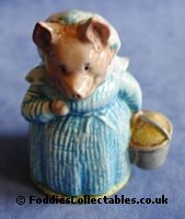 Beswick Beatrix Potter Aunt Petitoes quality figurine
