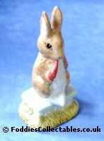 Beswick Beatrix Potter Bad Rabbit 1st Version quality figurine