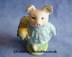 Beswick Beatrix Potter Little Pig Robinson quality figurine