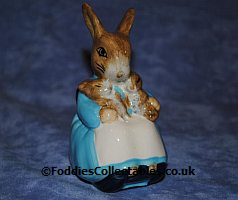 Beswick Beatrix Potter Mrs Rabbit And Bunnies quality figurine