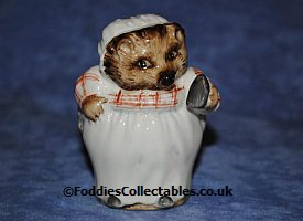 Beswick Beatrix Potter Mrs Tiggywinkle quality figurine