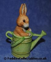 Beswick Beatrix Potter Peter In The Watering Can quality figurine