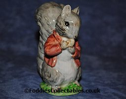 Beswick Beatrix Potter Timmy Tiptoes quality figurine