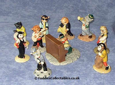 Beswick Cats Chorus Band