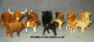 Beswick Cattle