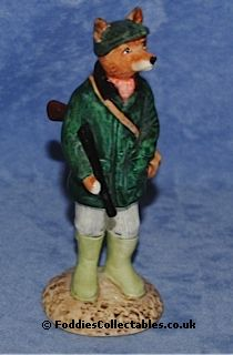 Beswick Country Folk Huntsman Fox quality figurine