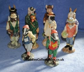 Beswick English Country Folk