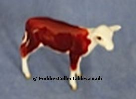 Beswick Hereford Calf 1249e quality figurine