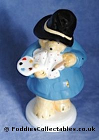 Coalport Paddington The Artist quality figurine